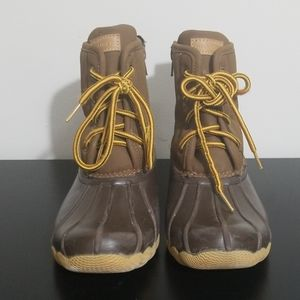 *Tommy Hilfiger* Boys duck boots